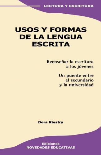 9789875381704: Usos y Formas de La Lengua Escrita