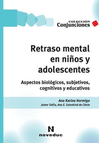 9789875381780: Retraso mental en niños y adolescentes