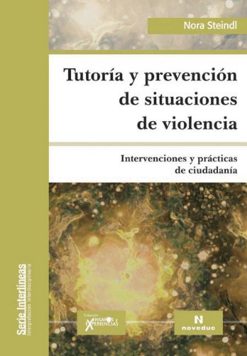 9789875382534: Tutoría y prevención de situaciones de violencia