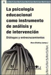 PSICOLOGIA EDUCACIONAL COMO INSTRUMENTO DE ANALISIS E: Elichiry, Nora (comp)