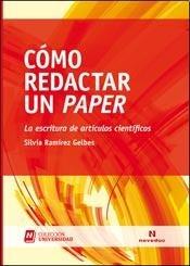 9789875383562: Cómo redactar un paper