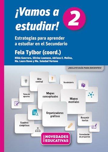 9789875384620: Vamos A Estudiar 2 Estrategias Para Aprender A Estudiar En El Secundario