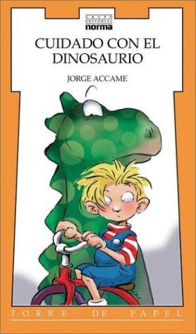 9789875450240: Cuidado Con El Dinosaurio - Torre de Papel