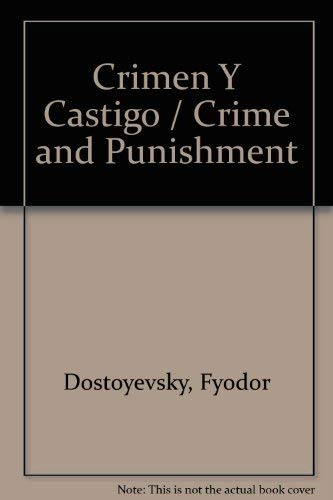 9789875460256: Crimen Y Castigo/Crime and Punishment