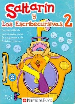 9789875472761: Saltarin Y Los Escribecursivas 2
