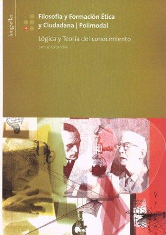 Filosofia y Formacion Etica y Ciudadana 4.: Cabanchik, Samuel