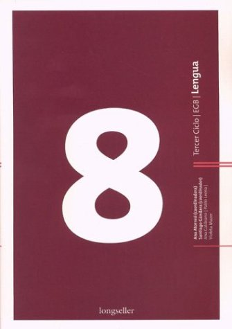 Lengua 8 -3b: Ciclo Egb (Spanish Edition): Ana Atorresi