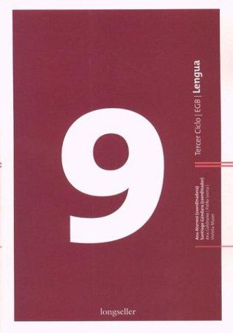 Lengua 9 - 3b: Ciclo (Spanish Edition): Ana Atorresi; Pablo