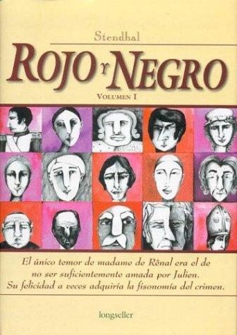 9789875503199: Rojo y Negro (Spanish Edition)