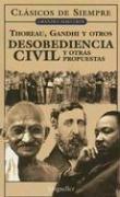 9789875504356: Desobediencia Civil Y Otras Propuestas (Clasicos De Siempre) (Spanish Edition)