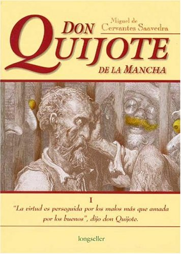 Don Quijote De La Mancha: En Dos: Miguel de Cervantes
