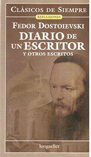 9789875504967: Diario de un escritor / Diary of a Writer (Clasicos De Siempre)