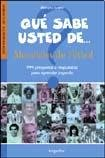 9789875506534: Que Sabe Usted De...mundiales De Futbol/ What Do You Know About...soccer World Cup (Entretenimientos Inteligentes / Intelligent Entertainment) (Spanish Edition)