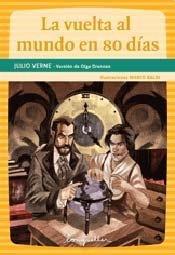 La vuelta al mundo en 80 días: Jules Verne