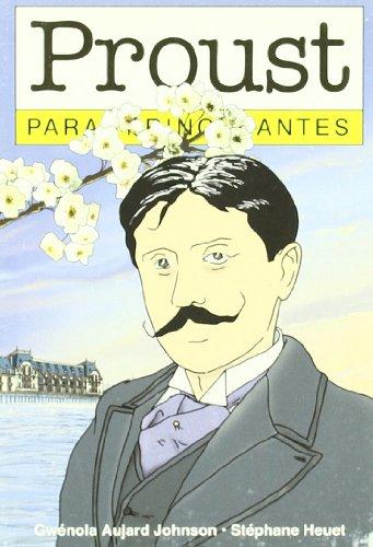 9789875550094: Proust para principiantes / Proust for Beginners