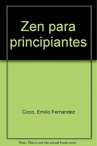 9789875550629: Zen para principiantes (Spanish Edition)