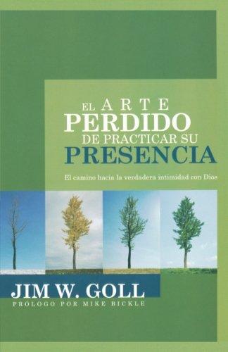 9789875572096: El arte perdido de practicar su presencia (Spanish Edition)