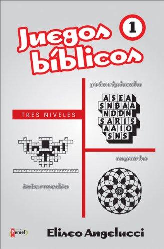 9789875572300: Juegos Bíblicos (Spanish Edition)