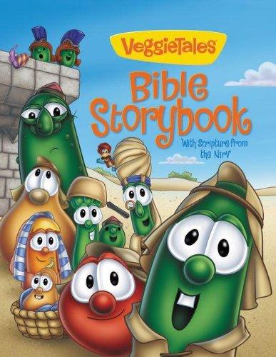 9789875572829: Historias Favoritas de la Biblia de los VegeTales / VeggieTales Bible Storybook (Spanish Edition)