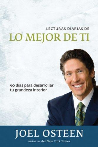9789875572959: Lecturas diarias de lo mejor de ti: 90 días para desarrollar tu grandeza interior (Spanish Edition)