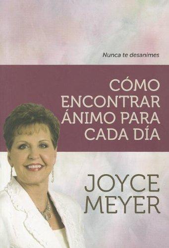 C�mo encontrar �nimo para cada d�a (Spanish: Meyer, Joyce