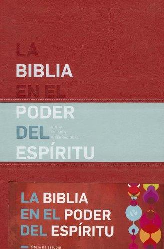 La Biblia en el poder del Espíritu NVI (Spanish Edition) (9875573817) by Mains, David