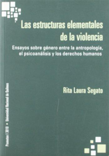 9789875580183: ESTRUCTURAS ELEMENTALES DE LA VIOLENCIA