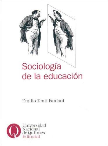 9789875580534: Sociologia de La Educacion (Spanish Edition)
