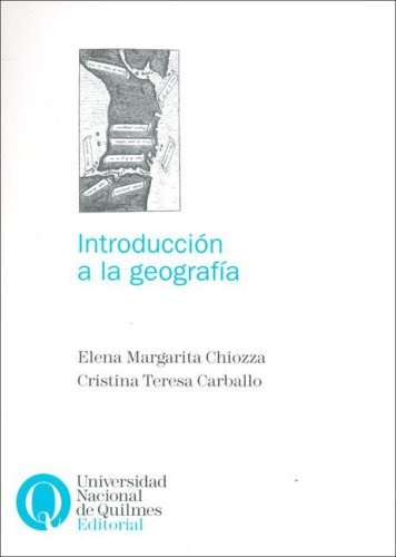 9789875580664: Introduccion a la Geografia (Spanish Edition)