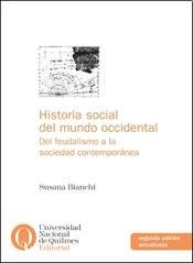 9789875582637: Historia social del mundo occidental