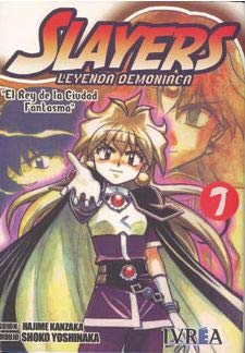 9789875620407: Slayers: Leyenda demoníaca 07
