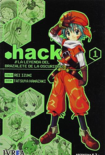 La Leyenda Del Brazalete De La Oscuridad (.hack, Volume 2) (9875620815) by Tatsuya Hamazaki