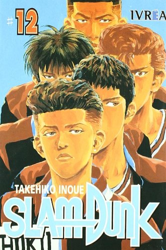 9789875621060: Slam Dunk 12 (Spanish Edition)