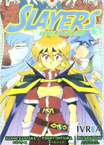 9789875622548: Slayers 3 Knight Of Aqualord (Spanish Edition)