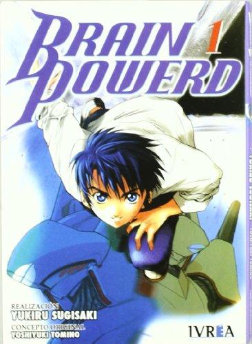 Brain Powerd 1 - Yukiru Sugisaki