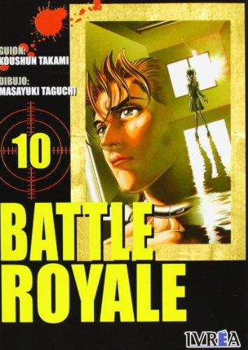 Battle Royale 10 (bolsillo) - Taguchi Masayuki / Takami Kou - TAGUCHI MASAYUKI / TAKAMI KOUSHUN