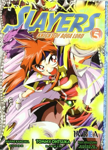 9789875623873: Slayers: Knight of Aqua Lord 05