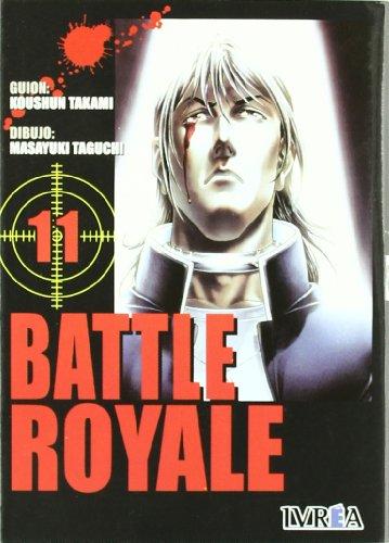 Battle Royale 11 (bolsillo) - Taguchi Masayuki / Takami Kou - TAGUCHI MASAYUKI / TAKAMI KOUSHUN
