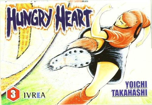 Hungry Heart, 3 - Takahashi, Yoichi