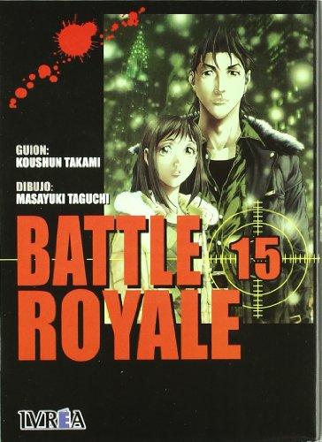 9789875625853: Battle royale 15