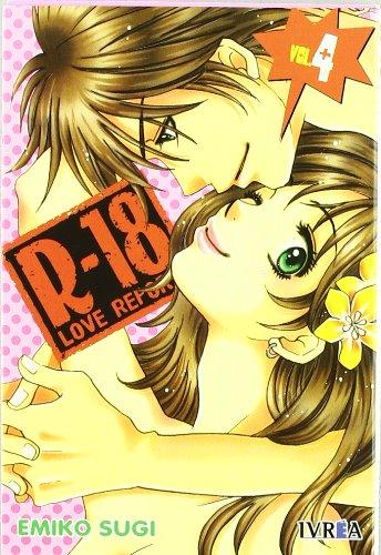 9789875627390: R-18 Love Report 4 (Spanish Edition)
