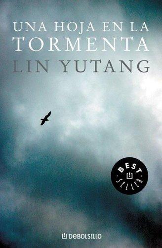 9789875661141: Una Hoja En La Tormenta (Best Sellers) (Spanish Edition)