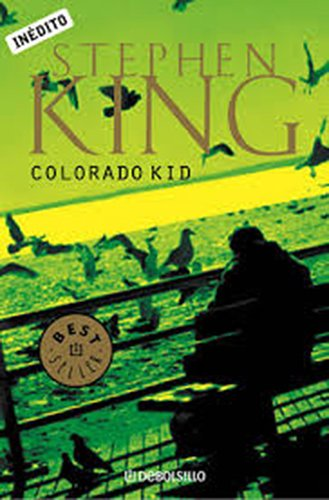 Colorado Kid (Spanish Edition): King, Stephen