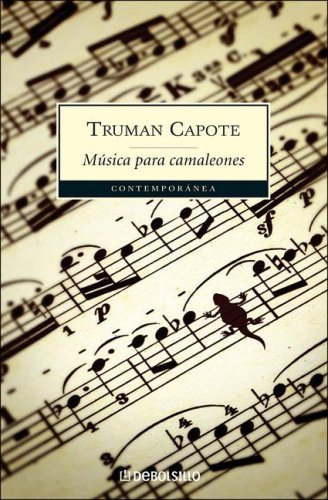 9789875662131: Musica Para Camaleones/ Music for Chameleons (Spanish Edition)