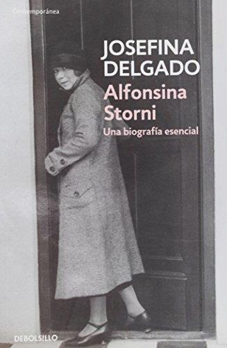 9789875665569: ALFONSINA STORNI (Spanish Edition)