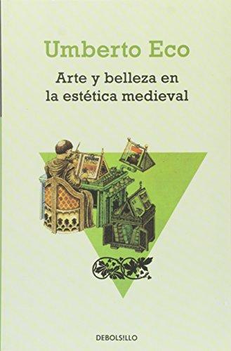 9789875668010: ARTE Y BELLEZA EN LA ESTETICA MEDIEVAL