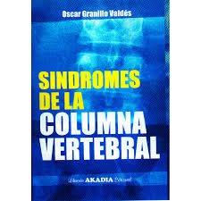 9789875700659: Síndromes de la columna vertebral