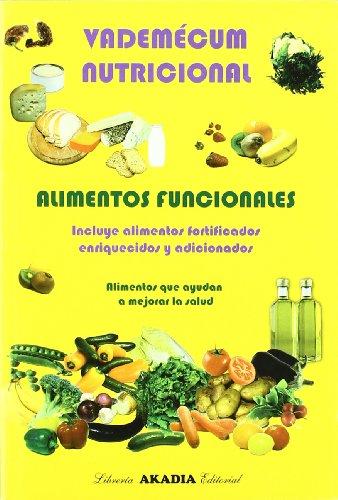 9789875700864: Vademecum nutricinal. alimentos funcionales