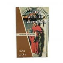 Carta sobre la tolerancia; Ensayo sobre la: Locke, John