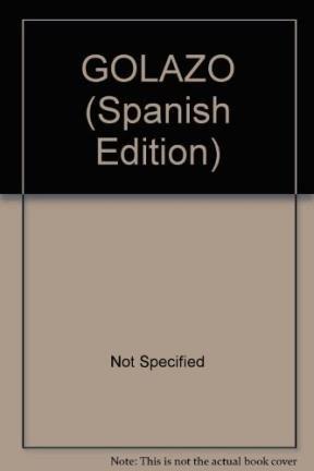 9789875734661: GOLAZO (Spanish Edition)